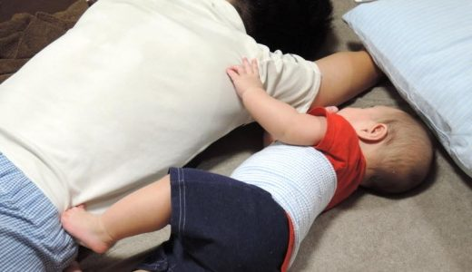 息子の予防接種4回目(生後4か月~5か月)。
