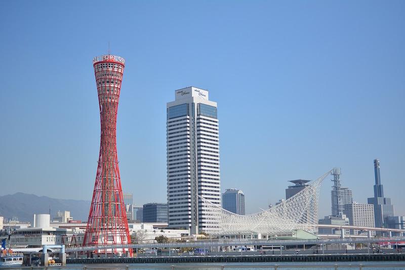 仕事で神戸に行ってきた。
