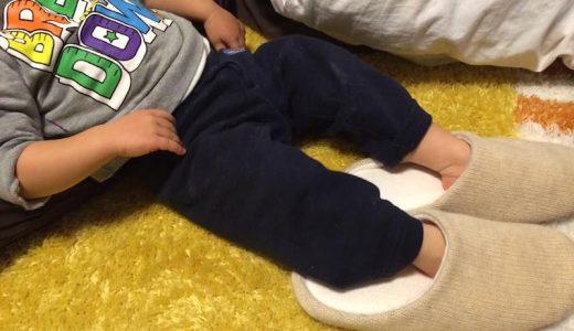 子どもの1歳半健診が終了した。