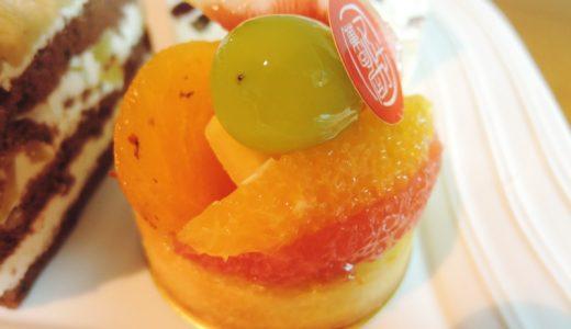 大阪城公園で遊んだ帰りに『マルナカ菓子店』に行った。
