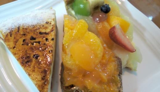 キルフェボンのタルトを食べた。「リンゴのシブースト」「星型 アプリコットとチョコレートプリンのタルト」「季節のフルーツタルト 〜冬バージョン〜」