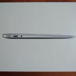「13インチ MacBook Air」を買った!!