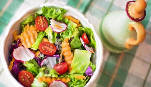 おにぎり1個+サラダ+スープで1キロ減。