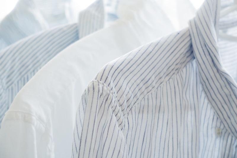 今週半ばから半袖シャツで仕事してる。