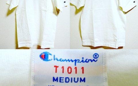 Championの「T1011」を再び購入した