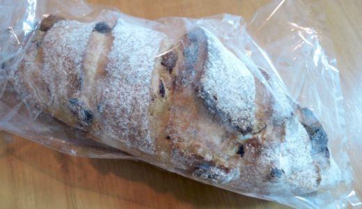 「イスズベーカリー」でパンを買った。
