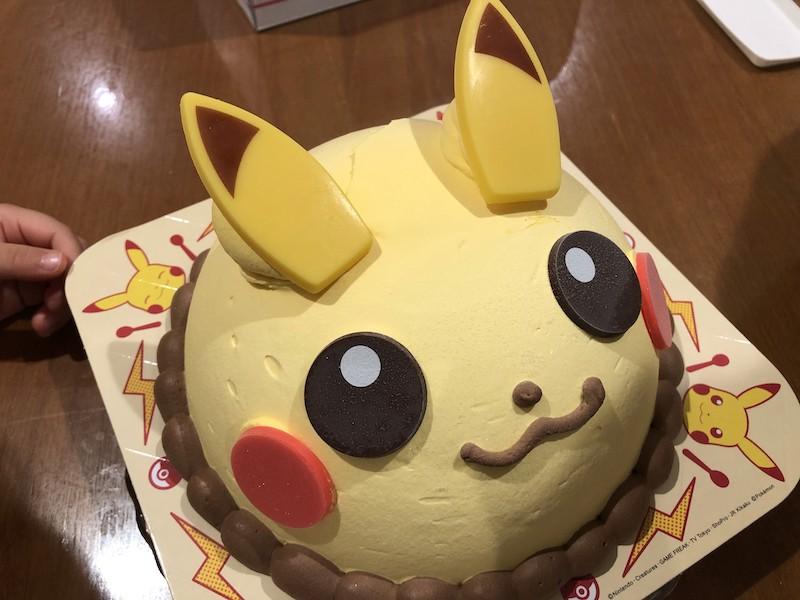 ポケモンアイスクリームケーキ
